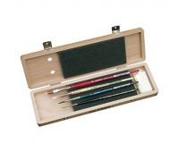 Кисти для акварели в наборе daVinci Watercolour set 5279
