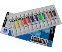 Акварельные краски набор Louvre Set of 12x10 watercolours 806912