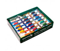 Акриловые краски Reeves Acrylic Tube Set, 36 цветов, 10 мл