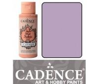 Краска по ткани Cadence Style Matt Fabric Paint, 59 мл, Ліловий арт 505F-613