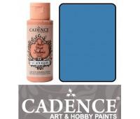 Краска по ткани Cadence Style Matt Fabric Paint, 59 мл, Лавандово-блакитний арт 505F-618