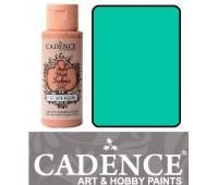 Краска по ткани Cadence Style Matt Fabric Paint, 59 мл, М'ятний арт 505F-621