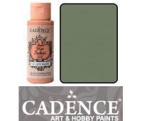 Краска по ткани Cadence Style Matt Fabric Paint, 59 мл, Шавлія арт 505F-624