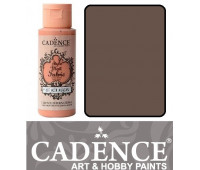 Краска по ткани Cadence Style Matt Fabric Paint, 59 мл, Норка арт 505F-627