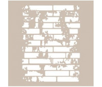 Трафарет, Cadence, А4 Stensil 21х30 см, AS-466 арт CDNA4_AS-466