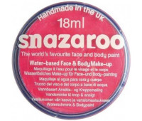 Краска для грима Snazaroo Classic 18 мл, Розовый яркий арт 1118058