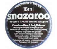 Краска для грима Snazaroo Classic 18 мл, Черный арт 1118111