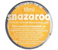 Краска для грима Snazaroo Classic 18 мл, Желтый яркий арт 1118222