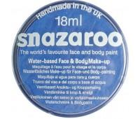 Краска для грима Snazaroo Classic 18 мл, Голубой небесный арт 1118355