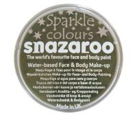 Краска для грима Snazaroo перламутова Sparkle 18 мл, Зеленый арт 1118441