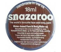 Краска для грима Snazaroo Classic 18 мл, Кроричневый светлый арт 1118988