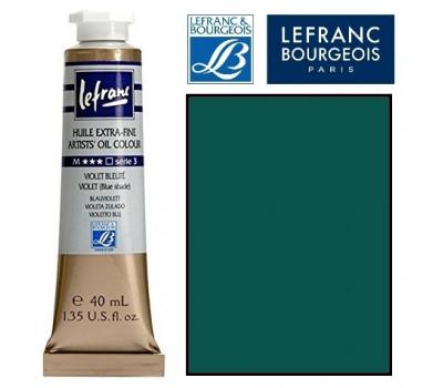 Масляные краски Lefranc Extra Fine 40 мл №505 Chrome green deep 404579