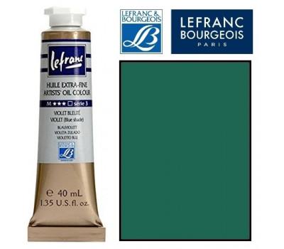 Масляные краски Lefranc Extra Fine 40 мл №512 Armor green (Броня зелений) 404202