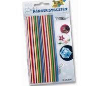 Набор бумаги для квилинга 16х0,03 см, 400 ,130гр/м2. 20 цветов (1290)
