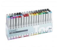 Набор маркеров COPIC CLASSIC Set 72 шт Color Set B арт CLASSICSetB72