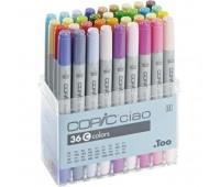 Маркеры Copic набор Ciao Set  C 36 шт цветов, 22075363 Copic