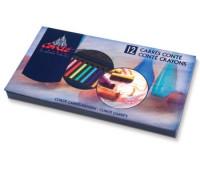 Набор пастели Conte Drawers Box, 12 шт. carres, артикул 500751