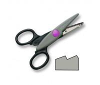 Фигурные ножницы Folia Contour Scissors, Zigzag-cut (Зигзаг)