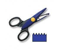 Фигурные ножницы Folia Contour Scissors, Jagged-cut