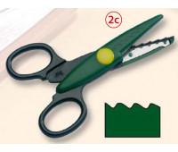 Фигурные ножницы, №2c, 14*6,5 см Folia арт 94076786