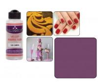 Пудра для ногтей бархатная, Cadence 120 мл Пурпурный
