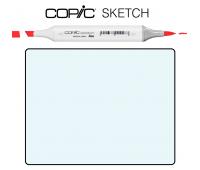 Copic маркер Sketch B-000 Pale porcelain blue (Пастельно-блакитна порцеляна)