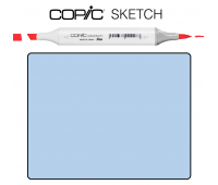 Copic маркер Sketch B-52 Soft greenish blue (Ніжний блакитно-зелений)