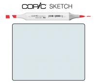 Copic маркер Sketch B-60 Pale blue gray (Пастельний блакитно-сірий)