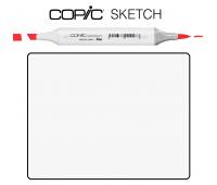 Copic маркер Sketch BG-000 Pale aqua (Прозора вода)