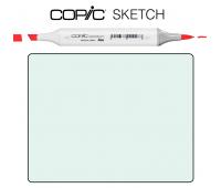 Copic маркер Sketch BG-0000 Snow green Сніжно-зелений арт 21075351
