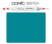 Copic маркер Sketch BG-09 Blue green Блакитно-зелений арт 2107536