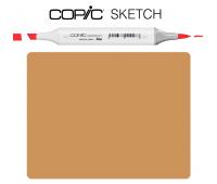 Copic маркер Sketch E-37 Sepia Сепія арт 2107554