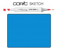 Copic маркер Sketch FB-2 Fluorescent dull blue Флуорисцентний тьмяно-блакитний арт 21075342