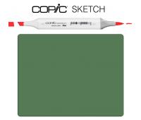 Copic маркер Sketch G-46 Mistletoe Зелена омела арт 21075375