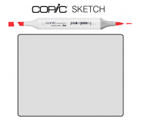 Copic маркер Sketch N-2 Neutral gray Нейтральний сірий арт 2107588