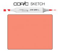 Copic маркер Sketch R-05 Salmon red Помаранчево-рожевий арт 21075184