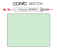 Copic маркер Sketch YG-41 Pale cobalt green (Пастельний зелений кобальт)
